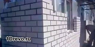 Как правильно облицевать дом