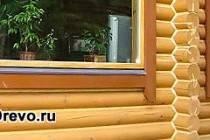 Как правильно использовать герметик для швов деревянного сруба