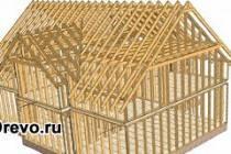 Сравнение каркасной технологии строительства дома и сруба