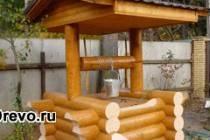 Ремонт и замена сруба колодца в частном доме
