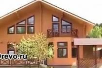 Дома из профилированного бруса размером 6 на 6 метров
