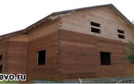 Из какого материала лучше и практичнее построить деревянный дом