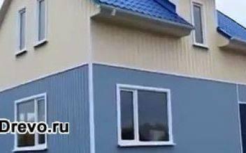 Деревянный дом: брусовой или каркасный?