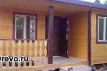 Особенности строительства деревянного дома по каркасной технологии