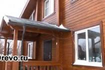 Деревянные дома из клеёного бруса по финской технологии