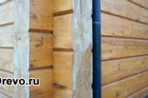 Достоинства одноэтажного брусового дома с мансардой и гаражом