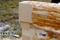 Преимущества технологии изготовления сруба в лапу