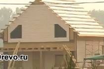 Как строят каркасный деревянный дом?