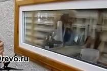 Пластиковые окна в деревянном доме - особенности установки