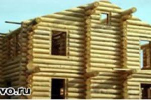 Строительство дома из цельного дерева – очевидные преимущества
