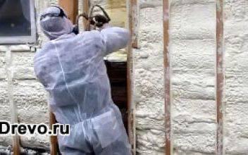 Технология утепления брусового дома снаружи