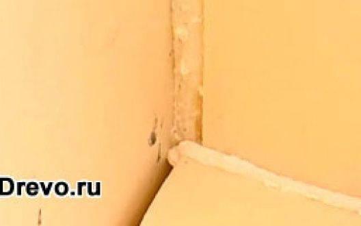 Наружное утепление стен дома пенополистиролом