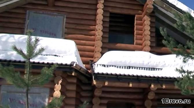 мифы о доме из дерева