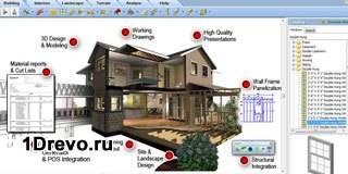 Программа для конструирования домов