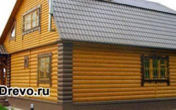 Особенности производства быстровозводимых домов из сруба