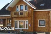 Насколько долговечны в эксплуатации дома из клеёного бруса