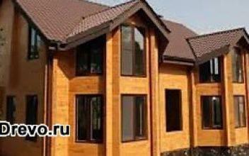 Производство и строительство домов из профилированного бруса