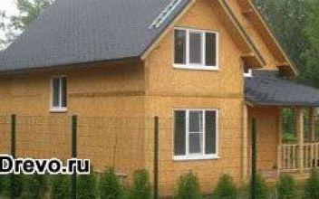 Как за лето построить дом из сип панелей