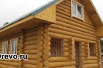 Мансарда над срубовым домом - полезное использование площади