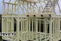 Ремонт и утепление каркасно-брускового дома