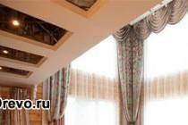 Варианты конструкций потолка в брусовом доме