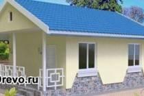 Проектирование жилого и дачного дома: размеры бруса