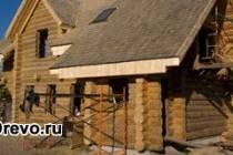 Реставрация и обновление домов из старых срубов