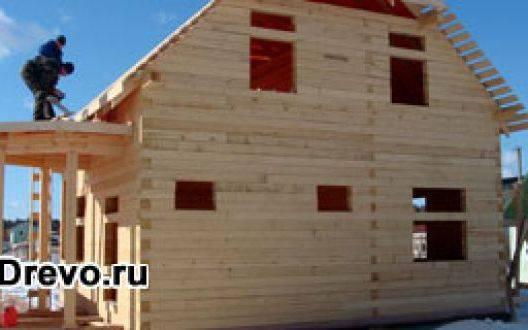 Этапы строительства дома из сруба своими руками фото 329