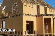 Строительство сборно-щитовых домов для проживания