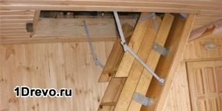 Изготовление и устройство люка на чердак