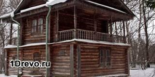 Отремонтировать старый бревенчатый дом