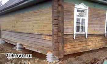 Осмотр старого дома