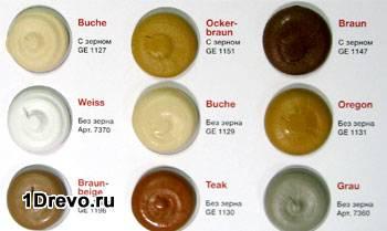 Выбор герметика