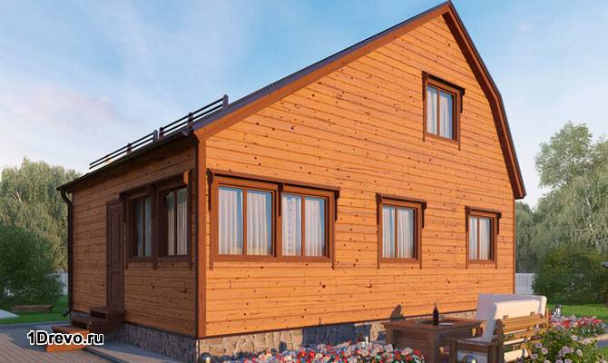 Индивидуальный дизайн дома