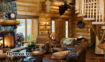 Охотничий дом