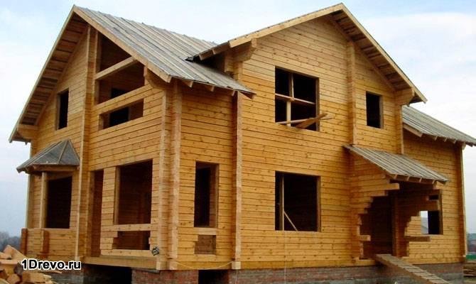 Профессиональное строительство