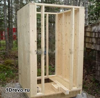 Строительство туалета