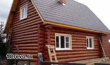 Обработанный дом