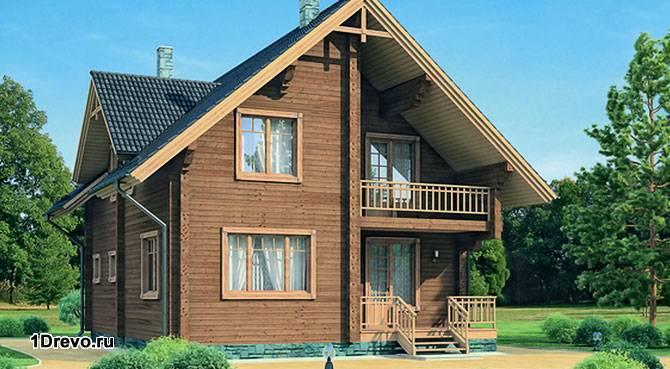 Готовый дом на 200 кв. метров
