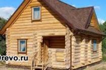 Бревенчатый дом своими руками под ключ
