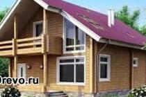 Типовое и индивидуальное проектирование домов из бруса 9 на 12