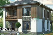 Какой дом теплее и дешевле - из бруса или пеноблока