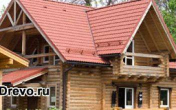 Из какой породы древесины лучше строить дом - ель или сосна