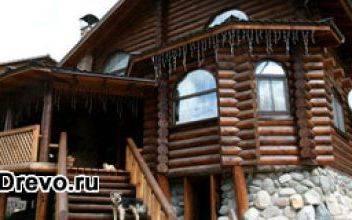 Дом из кедра - преимущества рубленного кедрового сруба