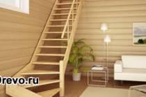 Изготовление мансардных лестниц в своём доме