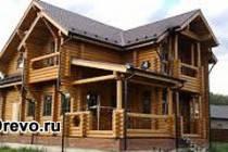 Коттеджи из бревна и простые рубленые дома: основные отличия