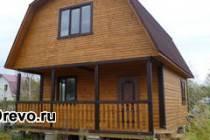Какая обработка нужна для деревянного дома из сруба