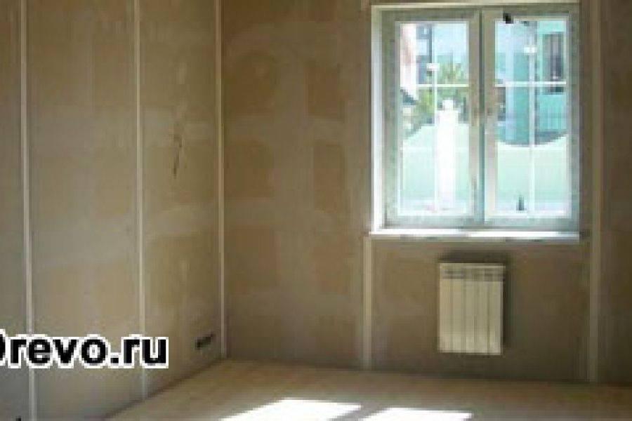 Как обшить дом внутри гипсокартоном красиво и надолго