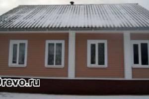 Как обшить бревенчатый дом сайдингом своими руками