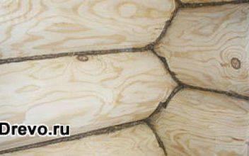 Особенности конопатки деревянного дома - выбор материала